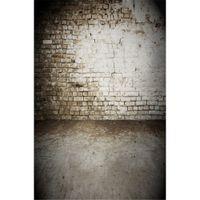 Белый Окрашенные Старые Кирпичные Стены Свадебные Фотографии Фонов Винил Печатных Новорожденный Ребенок Фотография Съемки Реквизит Дети Дети Фото Фон
