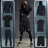 Men' s Gym training Fitness sportswear Athletic physical...
