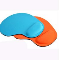 couleur Tapis de souris Trackball PC Tapis de souris avec repose-poignet Mousepad Gamer Tapis de souris Ordinateur de bureau pour CSGO Dota2 lol