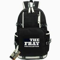 The Fort Rucksack Dave Welsh Backpack كيفية إنقاذ Life Rock Bag School Music Knapsack الكمبيوتر Daypack Sport School Bag Out Boor Day Pack