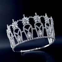 Pageant Crowns Miss Beauty USA High Quanlity Rhinestone Tiar...
