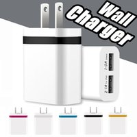 NOKOKO High Quality Wall Charger Metal Dual USB For Samsung ...