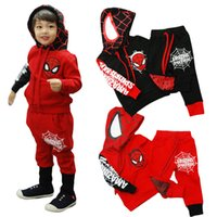 Baby Boy Sets Kids Clothes Set Boys Spring and Autumn Hooded...