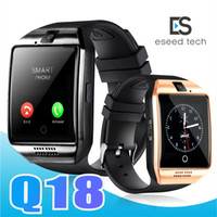 Q18 smart watch watches bluetooth Q18 smart watches for andr...