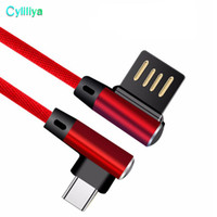 Fast Charge 2. 4A 1M 3FT Phone Adapter Charging Cable L Style...
