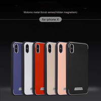 For Iphone 9plus 9 8plus 8 X 7plus 7 New Style TPU+ PC+ Grind ...