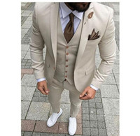High Quality Blazer Tailor Made Men Suits Slim Fit Terno 3 p...