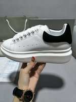 Classic Low Top White sneakers Lovers Shoes Mens Womens Fash...