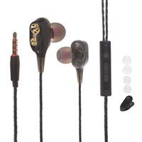 With Microphone Computer Headset In- Ear Earphone Cable High-...