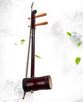 Rare Chinese Violin Two-stringed Bowed Instrument Erhu