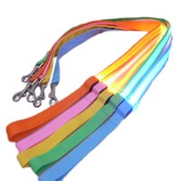 LED Lights Pet Cat Dog LED Leash Safety Reflective Glow Leas...