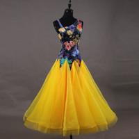 2020 Новый конкурс бального танца платье Кака танец платье фламенко платье для латинских танцев Джаз женщин Для Лулу Red Dancewear Конкурс Wear
