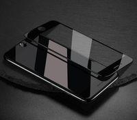 5d curvo para iphone 7 plus vidro temperado para iphone7 plus / 8 além de cobertura completa protetor de tela película protetora 3d
