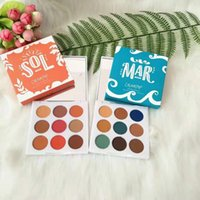 Professional Colourpop Matte Eye shadow palette makeup SOL  ...