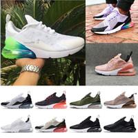 sports shoes 9cab8 95016 Nike air max airmax 270 BR QS Respirer Noir Blanc Hommes Femmes Sneakers Chaussures  de Course