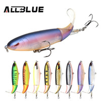 ALLBLUE 2018 NEW Whopper Plopper Fishing Lure 90MM 13g Topwa...