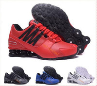 2018 New Mens Avenue Running Shoes Online Discount Leather T...