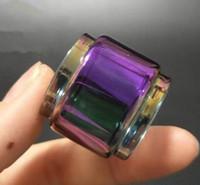 замена трубки Ecig радуги стекло для Vape ребенка большой ребенок Vape ручка 22 valyrian бак 8ml палочка cleito 5мл