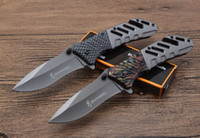 hot sell survival camping knife browing new folding knife A3...