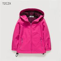 TZCZX-2025 Bambini ragazze Giacche Casual Solid Style Articoli del commercio estero prodotti per bambini Capispalla Capispalla Made in China