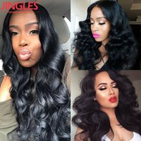 9A Brazilian Hair body wave 3 Bundles with 4x4 top lace Clos...