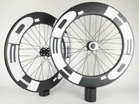 Discount Custom Wheels!Road Bike Racing HED 60MM U Shape Ful...