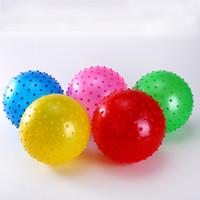 Pelotas inflables para niños, masajes infantiles, pinzas, juegos de pelota, deportes al aire libre