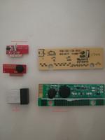 20 مجموعة / وحدة دليل الزوج اللاسلكي الارسال اللاسلكي وحدة rf و لوحة المفاتيح الارسال pcba حصة نفس المتلقي مع الماوس ic KA8