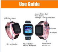 Q528 Kids Watch Touch Screen LBS Tracker Smart Baby Chlidren...
