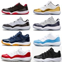11 Chicago Gym Red 11s Midnight Navy Zapatillas de baloncesto para hombre para hombre Mujeres Space Jam 45 Legend Blue Sneakers EUR 36-47