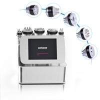 체중 감소 지방 감소 셀룰 라이트 치료 장치 스파 사용에 대한 6 일 공동 현상 진공 RF 초음파 슬리밍 기계