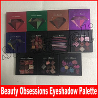 Beauty Makeup Eyeshadow Palette 9 color Obsessions 11 Style ...
