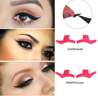 New Beauty Eyeliner Mold Wings Seal Stamps Easy To Wear Eyes...