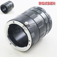 Macro Extension Tube Suit For Fujifilm X- Pro 1 X- E1 X- M1 Fuj...