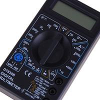 DT-830B Multimetro LCD Digitalmultimeter Voltmeter Amperemeter Ohm Tester AC / DC 750/1000 V Spannung Strom Meter