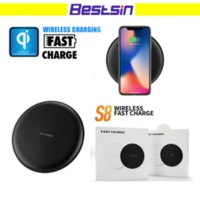Bestsin N5 Fast Wireless Charger For Iphone Quick Qi wireles...