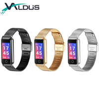 Valdus Y8 Metal Sports Smart Band Wristbands Fitness Tracker...