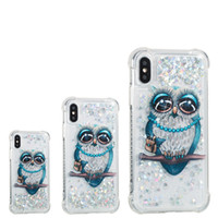 Macio tpu silicone cat case para iphone x 8 7 6 6 s plus samsung note 8 s7 borda s8 glitter bling casos de telefone