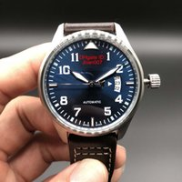 Luxury Watch Blue Face 316 SS Case Stable Automatic Asian Mo...