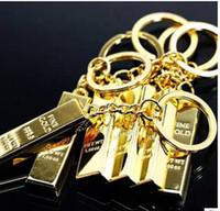 100pcs التي الصرفة غرامة سلسلة مفتاح الذهب الحلي الذهبية أقراط النساء حقيبة يد قلادة سحر مفتاح حلقات معدنية مفتاح مكتشف رجل سيارة التبعي