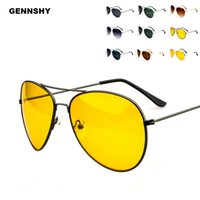 Vintage Pilot Sunglasses Women Retro Brand Design Gold Metal...