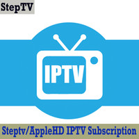Steptv French TV Subscription Arabic Portuguese Dutch Italy ...