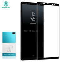 Nillkin 3D CP+ MAX Full Cover Tempered Glass For Galaxy Note...