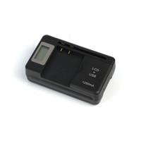 30 teile / los Drop verschiffen Universal Tragbare Handy Handy ladegeräte für YIBOYUAN Ladegerät + USB-Port Für Smartphone Batterie