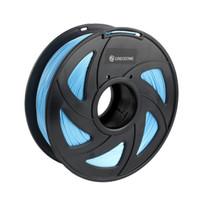 Freeshipping 실크 PLA 3D 프린터 필라멘트 1.75mm 1KG 스풀 3D 플라스틱 실크 마블 필라멘트 블루를 포함한 인쇄 재료