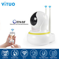 HD 720P Mini Wi-fi Camera Wireless 10ft cavo di alimentazione IP Sucurity CCTV Telecamera Wifi Network Smart Night Vision Baby Monitor YITUO