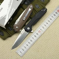 TIGEND # 1818 Taktikleri katlanır bıçak D2 blade G10 + çelik kolu kamp avcılık açık survival cep Mutfak bıçakları edc araçları