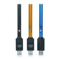 도매 G2 O 펜 두꺼운 기름 카트리지 ce3 G2 Atomizer를위한 USB 충전기를 가진 280mAh 증발기 펜 510의 스레드 전자 담배 단추 건전지