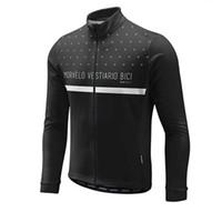 Morvelo Team Cycling Mangas largas Jersey Seco rápido transpirable Camiseta de manga larga para hombre Tops de ropa de bicicleta D2904