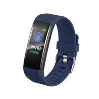 Новый 115 Plus Waterproof Smart Bracelet Sport Smart Watch Heart Rate Фитнес-трекер Smart Wristbands для Android IOS Band